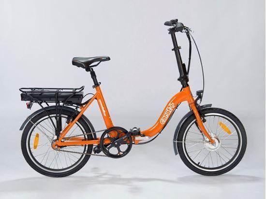 rower geobike elektryczny